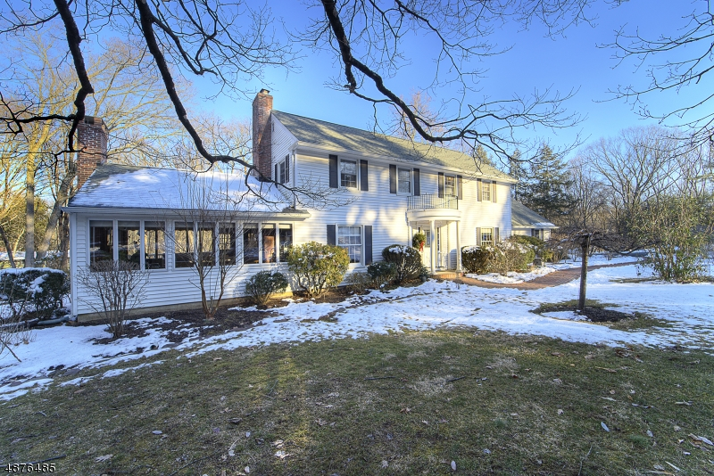Single Family Home for Sale at 16 FORREST EDGE Drive Hopewell, New Jersey 08560 United States