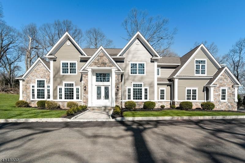 Single Family Homes для того Продажа на Watchung, Нью-Джерси 07069 Соединенные Штаты