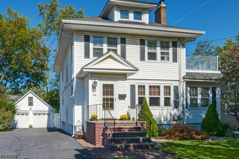 Single Family Homes for Sale at Cranford, New Jersey 07016 United States