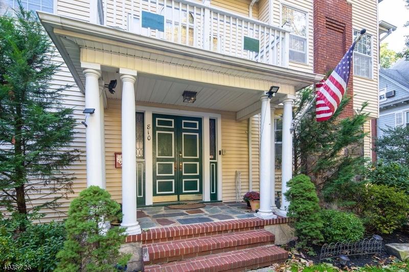 Single Family Homes للـ Sale في Plainfield, New Jersey 07060 United States