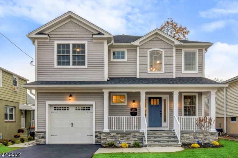 Single Family Homes för Försäljning vid Lyndhurst, New Jersey 07071 Förenta staterna