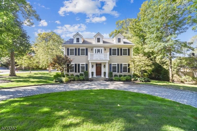 Single Family Homes voor Verkoop op Chatham, New Jersey 07928 Verenigde Staten