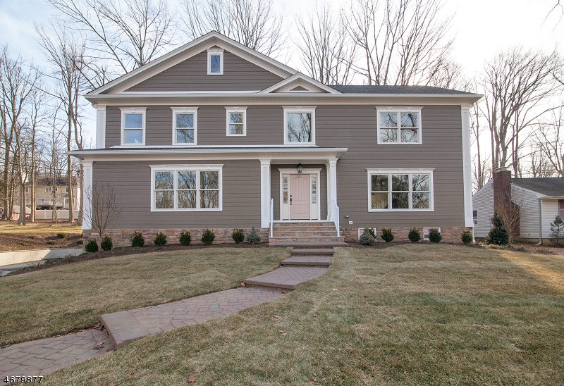 Частный односемейный дом для того Продажа на 32 Harrison Drive Berkeley Heights, 07922 Соединенные Штаты