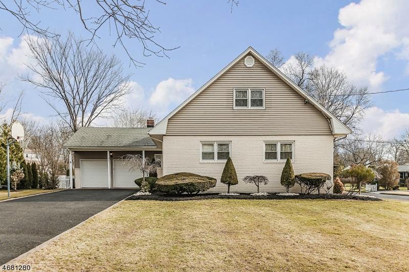 独户住宅 为 销售 在 187 Briarheath Lane Clark, 07066 美国