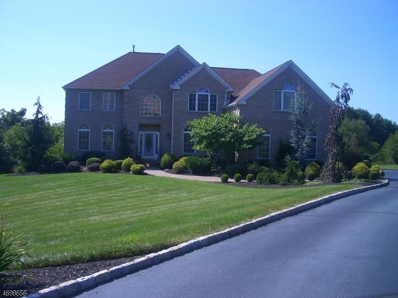 Частный односемейный дом для того Продажа на 103 Winfield Ter Branchburg, 08853 Соединенные Штаты