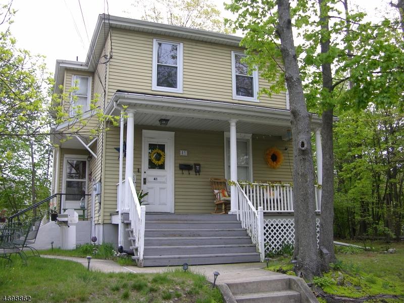 Casa Unifamiliar por un Alquiler en 41 S Spruce Street Ramsey, Nueva Jersey 07446 Estados Unidos