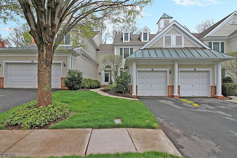 Частный односемейный дом для того Продажа на 13 Ashington Club Road Far Hills, 07931 Соединенные Штаты