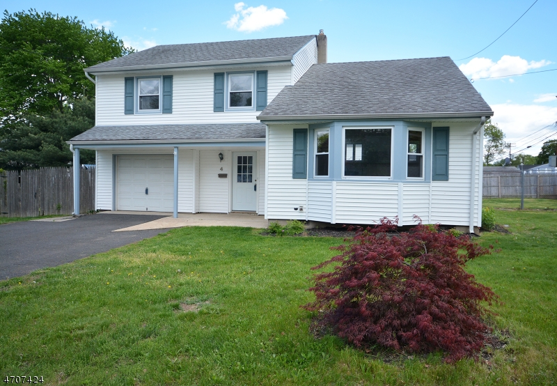 Single Family Home for Sale at 4 Barber Blvd South Bound Brook, New Jersey 08880 United States