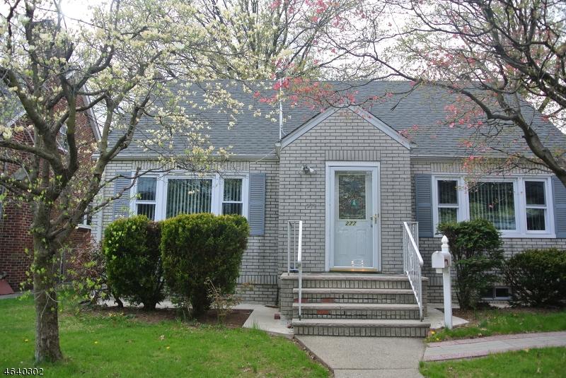 Частный односемейный дом для того Аренда на 277 Prospect Street Nutley, Нью-Джерси 07110 Соединенные Штаты