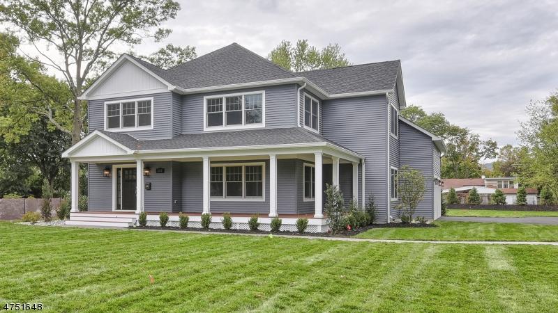 Maison unifamiliale pour l Vente à 261 Boulevard Pequannock, New Jersey 07444 États-Unis