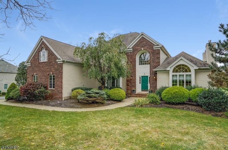 Maison unifamiliale pour l Vente à 16 Quail Run Randolph, New Jersey 07869 États-Unis