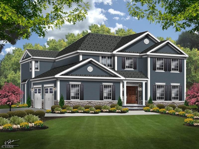 Single Family Home for Sale at 4 Birchmont Lane 4 Birchmont Lane Warren, New Jersey 07059 United States