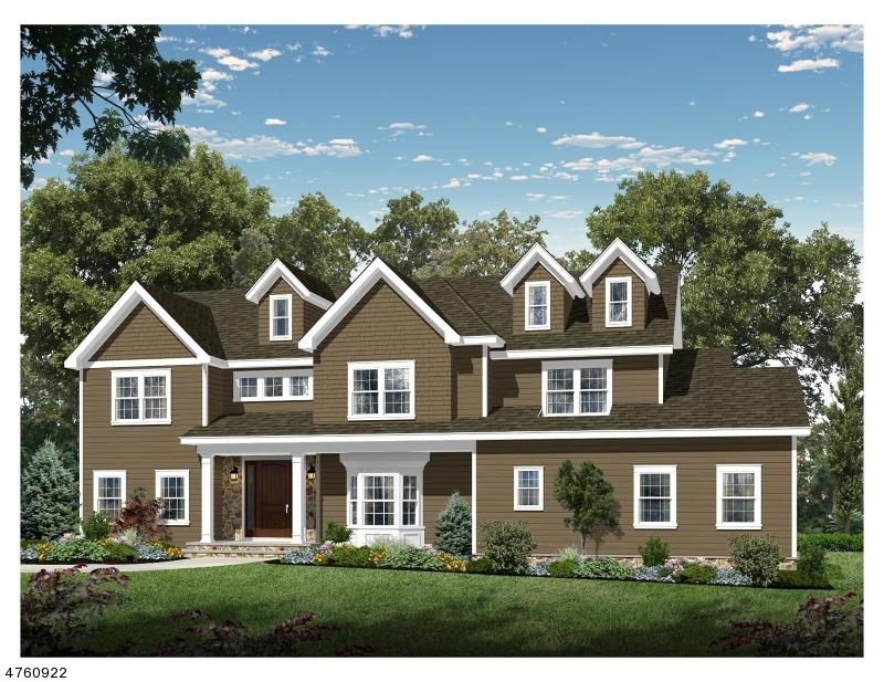 独户住宅 为 销售 在 110 Wychwood Road 韦斯特菲尔德, 新泽西州 07090 美国