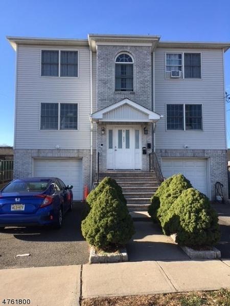 Частный односемейный дом для того Аренда на 341 Ralph Street Belleville, Нью-Джерси 07109 Соединенные Штаты