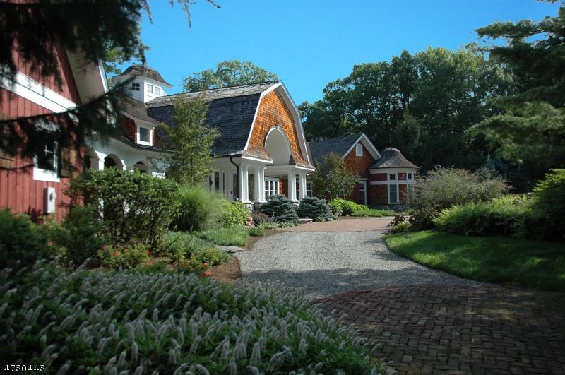Частный односемейный дом для того Продажа на Address Not Available Franklin Lakes, Нью-Джерси 07417 Соединенные Штаты