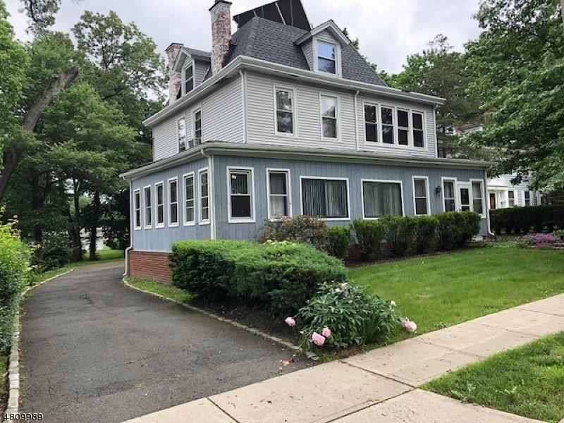 Tek Ailelik Ev için Kiralama at 434 BERKELEY Avenue Orange, New Jersey 07050 Amerika Birleşik Devletleri