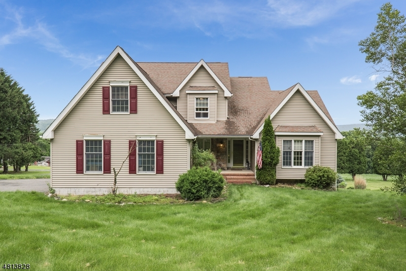 Single Family Home for Sale at 30 BARKERS MILL Road Independence Township, New Jersey 07840 United States