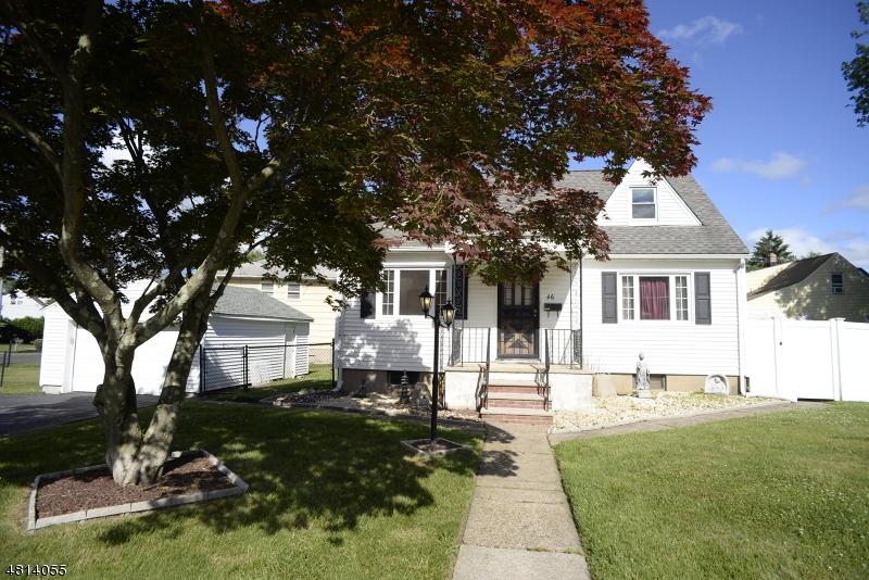 Enfamiljshus för Hyra vid 46 WEINMANNS BLVD Wayne, New Jersey 07470 Usa