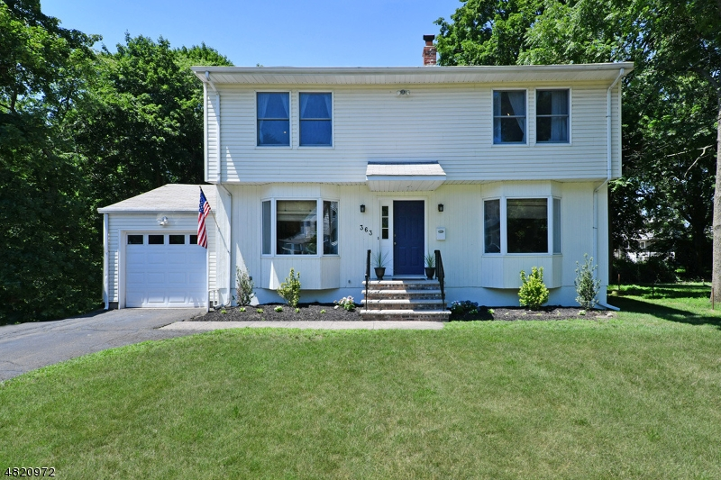 Single Family Home for Sale at 363 VESTA Court Ridgewood, New Jersey 07450 United States
