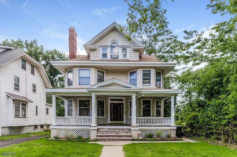独户住宅 为 销售 在 209 Midland Avenue East Orange, 新泽西州 07017 美国