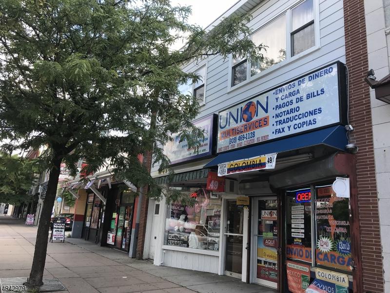Commercial for Sale at 149 ELMORA Avenue Elizabeth, New Jersey 07208 United States