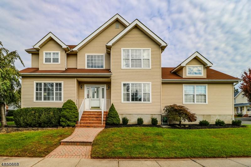 Частный односемейный дом для того Продажа на 87 NOSTRAND Road Hillsborough, Нью-Джерси 08844 Соединенные Штаты