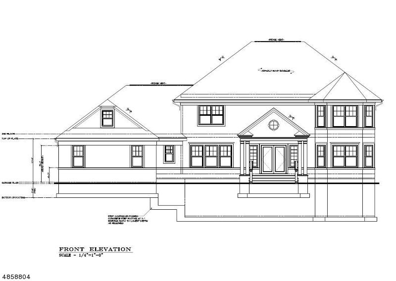 独户住宅 为 销售 在 39 ALPINE RD New Home Montville, 新泽西州 07082 美国