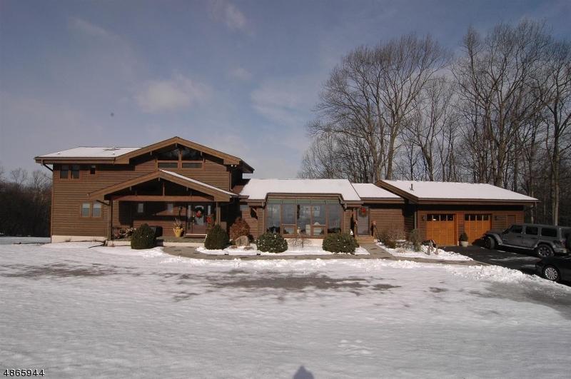Частный односемейный дом для того Продажа на 586 MOUNT BETHEL Road Mansfield, Нью-Джерси 07863 Соединенные Штаты