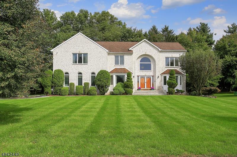 Частный односемейный дом для того Продажа на 38 WINCHESTER Drive Scotch Plains, Нью-Джерси 07076 Соединенные Штаты