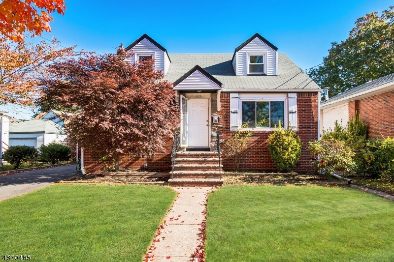 Single Family Home for Sale at 109 SHERMAN AVE 109 SHERMAN AVE Roselle Park, New Jersey 07204 United States