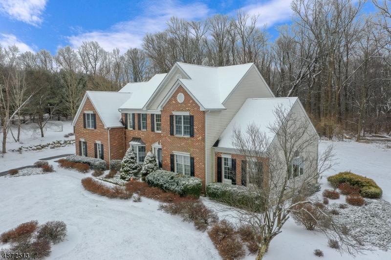 Enfamiljshus för Försäljning vid 12 ROCKHILL Drive Hampton, New Jersey 08827 Förenta staterna