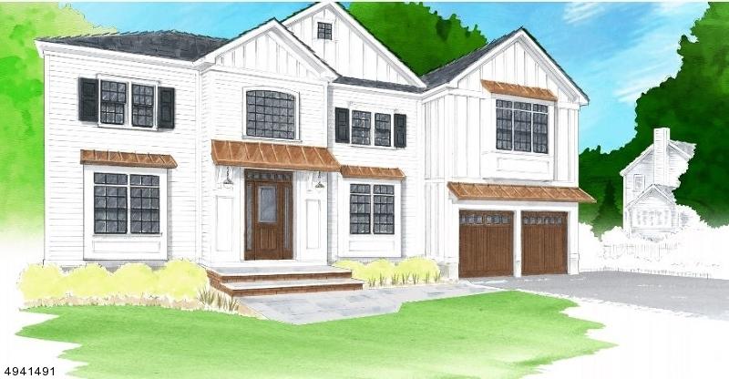 Single Family Homes 為 出售 在 Chatham, 新澤西州 07928 美國
