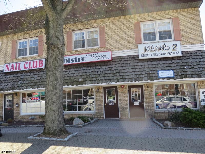 Commercial pour l Vente à 547 Boulevard Kenilworth, New Jersey 07033 États-Unis
