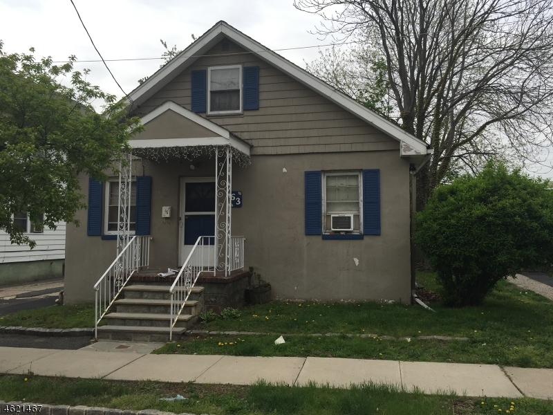 Single Family Home for Sale at 63 ROOSEVELT Avenue Belleville, New Jersey 07109 United States