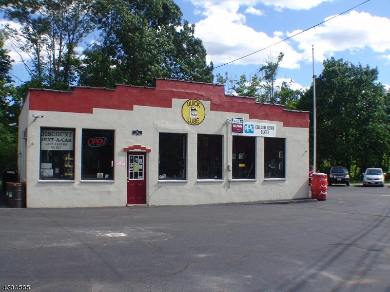 Коммерческий для того Продажа на 85 Main Street Sparta, Нью-Джерси 07871 Соединенные Штаты