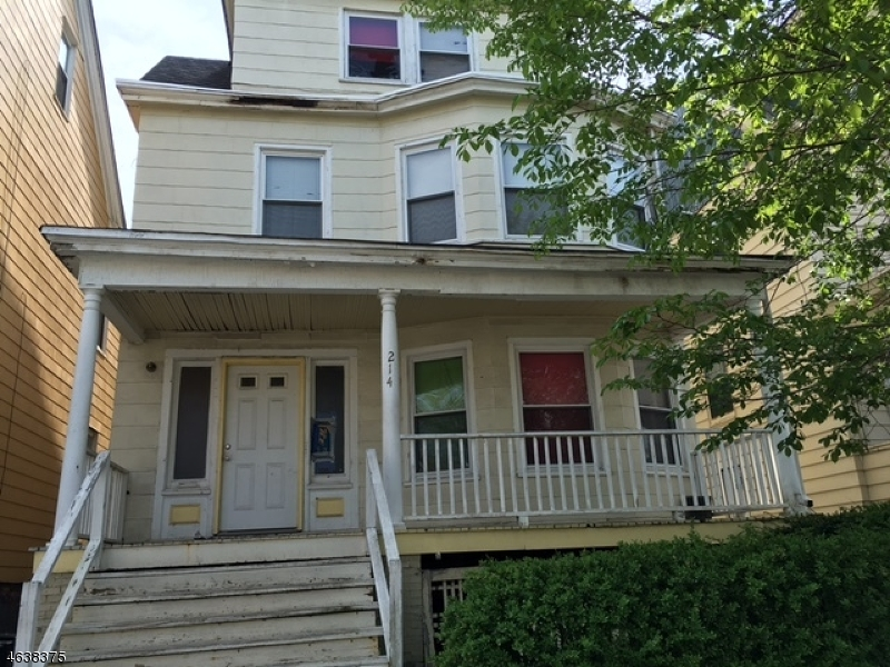 Additional photo for property listing at 214 N Maple Avenue  East Orange, New Jersey 07017 United States