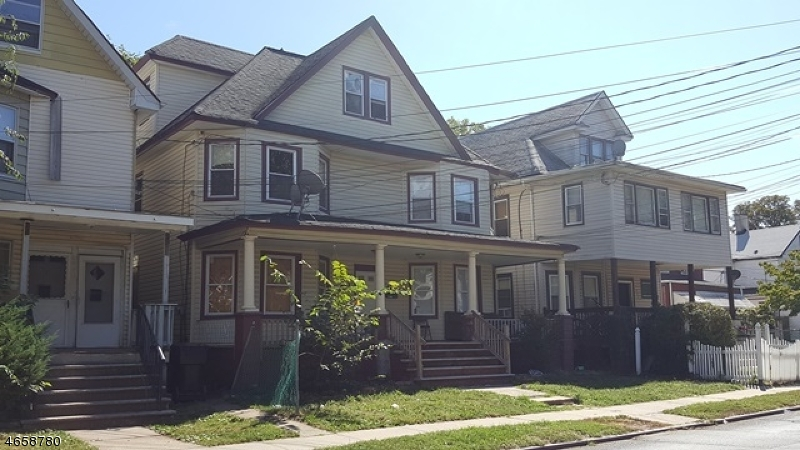 Multi-Family Home for Sale at 423 W 5th Street Plainfield, New Jersey 07060 United States
