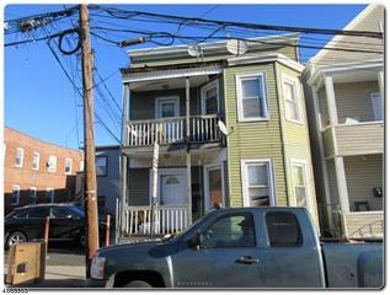 Multi-Family Home for Sale at Address Not Available Paterson, New Jersey 07503 United States