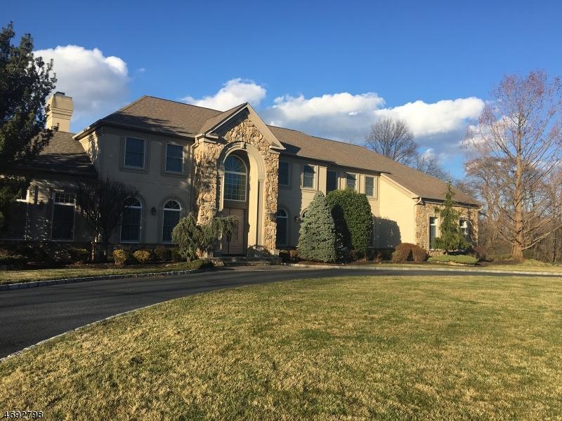 Частный односемейный дом для того Продажа на 9 Carri Farm Court Scotch Plains, 07076 Соединенные Штаты