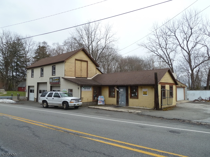 Commercial for Sale at 25 Old Allamuchy Road Allamuchy, 07821 United States
