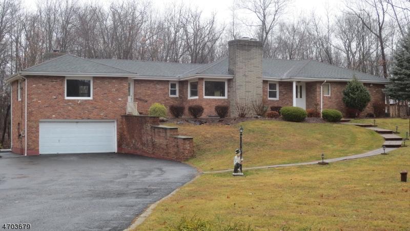 Частный односемейный дом для того Аренда на 1675 Mountain Top Road Bridgewater, 08807 Соединенные Штаты