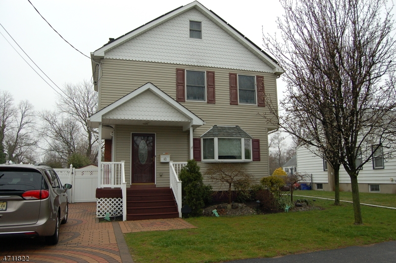 Single Family Home for Sale at 62 New St Spotswood, New Jersey 08884 United States
