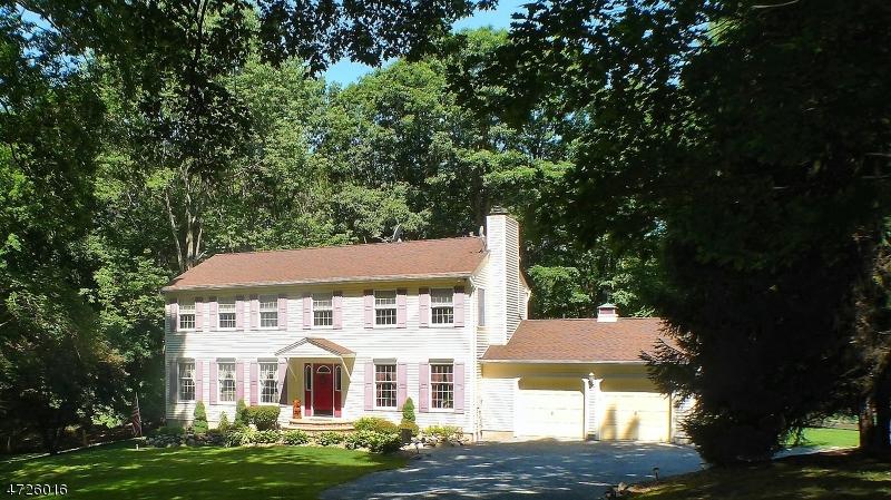 Частный односемейный дом для того Продажа на 53 Sand Pond Road Hardwick, 07825 Соединенные Штаты