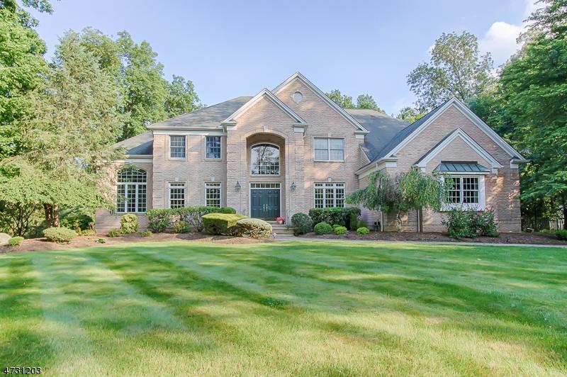 Частный односемейный дом для того Продажа на 29 Wellington Drive Washington, 07853 Соединенные Штаты