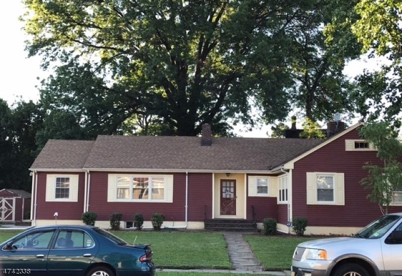 Casa Unifamiliar por un Alquiler en 101 Lincoln Ave , Elizabeth, Nueva Jersey 07208 Estados Unidos