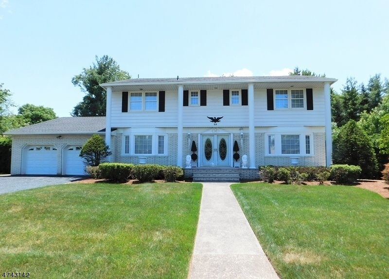 Single Family Home for Sale at 35 Lebeda Drive Fairfield, New Jersey 07004 United States