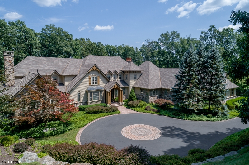 Villa per Vendita alle ore 4 Timber Ridge Road Mendham, New Jersey 07931 Stati Uniti