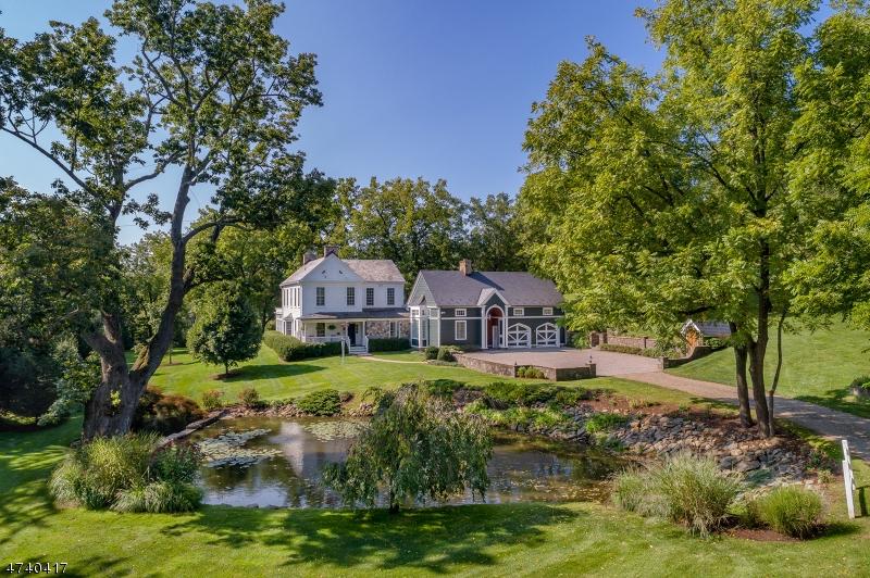 Eensgezinswoning voor Verkoop een t 137 Hilltop Road Mendham, New Jersey 07945 Verenigde Staten