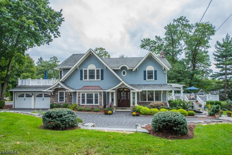 一戸建て のために 売買 アット 28 HILLCREST Road 28 HILLCREST Road Mountain Lakes, ニュージャージー 07046 アメリカ合衆国
