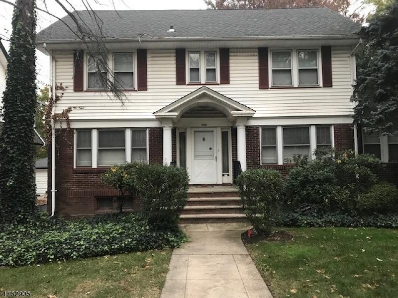 独户住宅 为 销售 在 356 N Arlington Avenue East Orange, 新泽西州 07017 美国